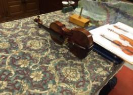 ヴァイオリン工房  KOZO2
